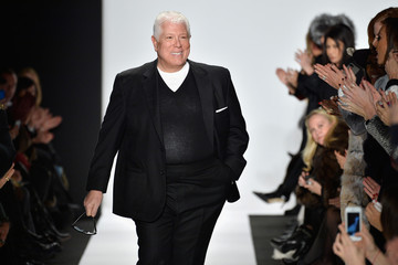 Dennis Basso Mercedes-Benz Fashion Week Fall 2014 - Official Coverage - Best Of Runway Day 5