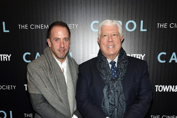Dennis Basso The Cinema Society with Town & Country Host a Screening of the Weinstein Company's 'Carol' - Arrivals