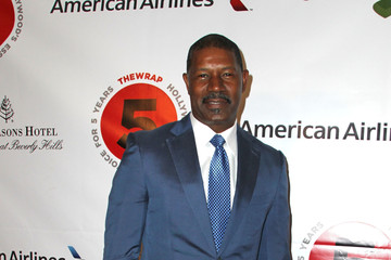 Dennis Haysbert Arrivals at the TheWrap's 5th Annual Oscar Party