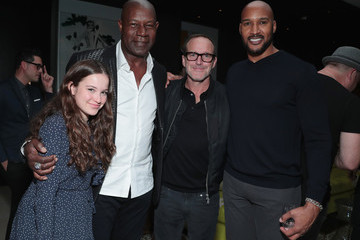 Dennis Haysbert Hulu's New York Comic Con After Party