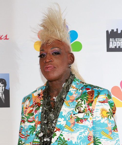 Donald Trump & Dennis Rodman: 5 Fast Facts You Need to ...