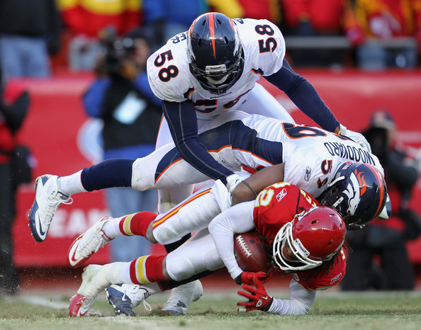 Denver Broncos v Kansas City Chiefs. (Source: Getty Images)