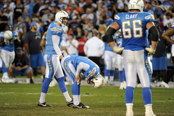 Jeromey Clary Denver Broncos v San Diego Chargers