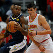 Paul Millsap Ersan Ilyasova Photos
