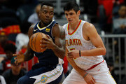 Paul Millsap Ersan Ilyasova Photos Photo