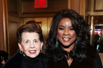 Denyce Graves Lincoln Center Honors Bonnie Hammer at American Songbook Gala - Inside