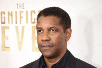 Denzel Washington 'The Magnificent Seven' New York Premiere