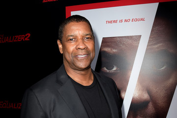 Denzel Washington Premiere Of Columbia Picture's 'Equalizer 2' - Red Carpet