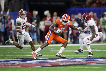 Deon Cain AllState Sugar Bowl - Clemson v Alabama