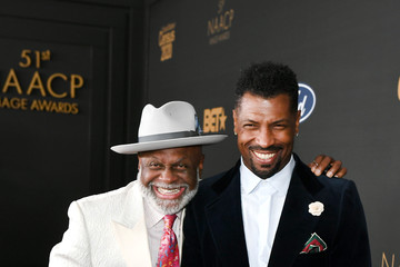 Deon Cole BET Presents The 51st NAACP Image Awards - Red Carpet