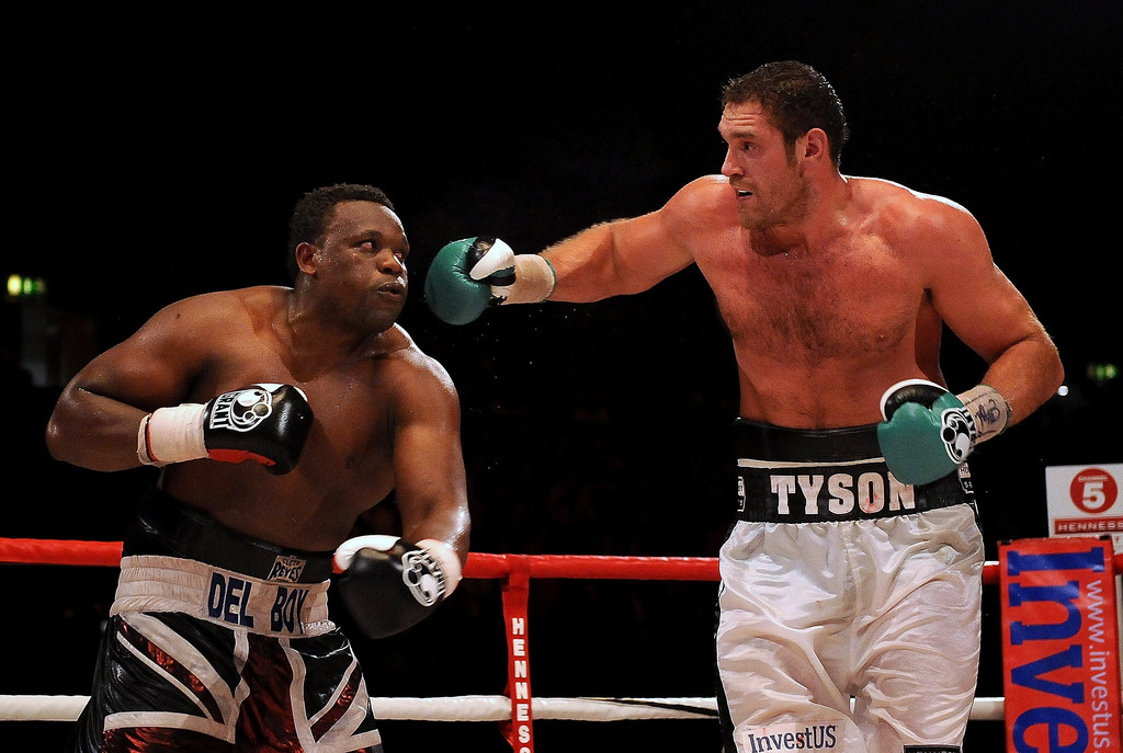 fury vs chisora