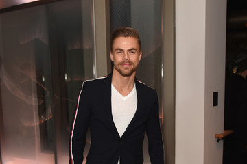 Derek Hough Republic Records Grammy After Party At Spring Place Beverly Hills - Inside