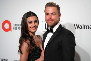 Derek Hough 28th Annual Elton John AIDS Foundation Academy Awards Viewing Party Sponsored By IMDb, Neuro Drinks And Walmart - Arrivals