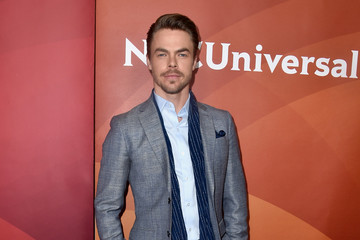 Derek Hough 2017 NBCUniversal Summer Press Day - Arrivals