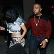 Timbaland and Monique Mosley Photos
