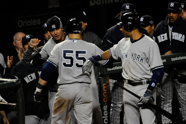 Division Series - New York Yankees v Baltimore Orioles - Game One []
