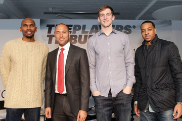 Derek Jeter The Players' Tribune Launch Roundtable