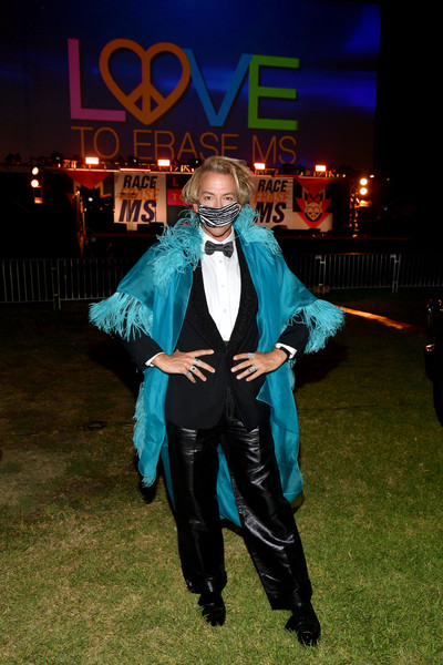 27th Annual Race To Erase MS: Drive-In To Erase MS [fun,costume,formal wear,performance,theatrical property,derek warburton,ms,costume,fun,wear,performance,property,pasadena,california,drive-in,costume]