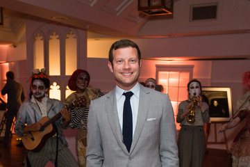 Dermot O'Leary The Old Vic Summer Party