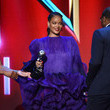 Derrick Johnson BET Presents The 51st NAACP Image Awards - Show