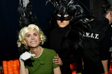 Desiree Gruber Heidi Klum's 20th Annual Halloween Party - Inside