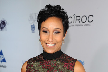 Desiree Rogers Arrivals at the Ebony Power 100 List