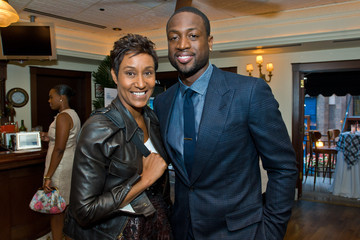 Desiree Rogers Wade's World Foundation Dinner Hosted By Dwyane Wade