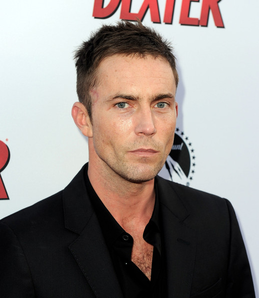 Dexter The Actor Desmond Harrington Photos Photos  Showtime Celebrates 8 Seasons
