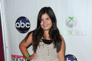 """Actress Madison De La Graza arrives to the Series Finale of ABC's """"Desperate Housewives"""" at W Hollywood on April 29, 2012 in Hollywood, California."""