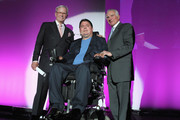Tom Brokaw Marc Buoniconti Photos Photo
