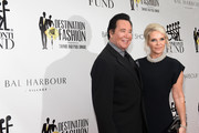 Wayne Newton and Kathleen McCrone  attends Destination Fashion 2016 to benefit The Buoniconti Fund to Cure Paralysis, the fundraising arm of The Miami Project to Cure Paralysis at Bal Harbour Shops on March 5, 2016 in Miami, Florida.