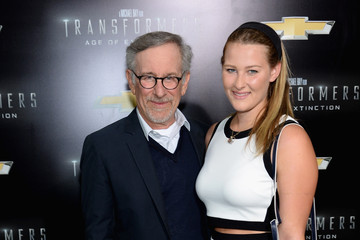 Destry Allyn Spielberg 'Transformers: Age of Extinction' Premieres in NYC