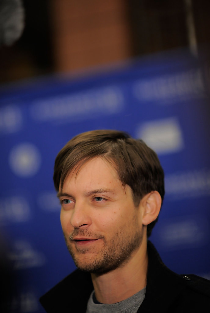 "Tobey Maguire in ""..."