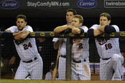 Josh Willingham and Brian Dozier Photos Photo