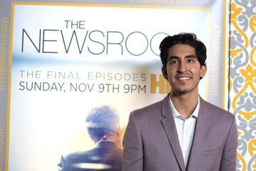 "Dev Patel Premiere Of HBO's ""Newsroom"" Season 3 - Arrivals"