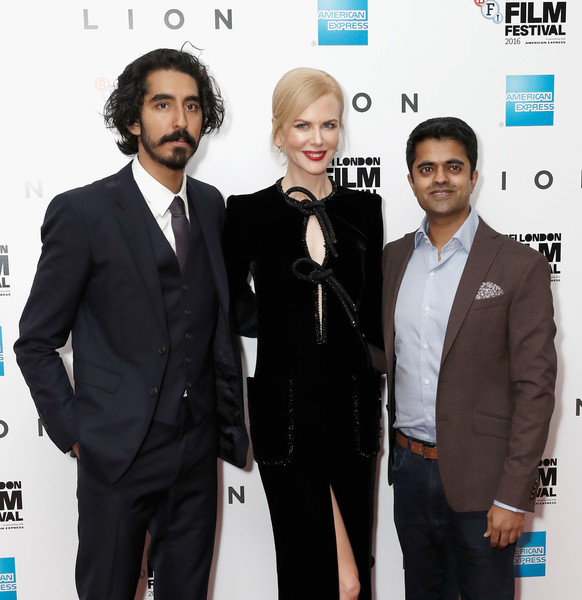 'Lion' - American Express Gala - 60th BFI London Film Festival