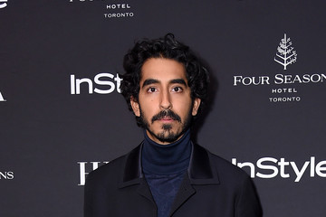 Dev Patel The Hollywood Foreign Press Association And InStyle Party At 2018 Toronto International Film Festival - Arrivals