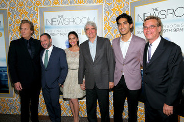 "Dev Patel Premiere Of HBO's ""Newsroom"" Season 3 - Red Carpet"