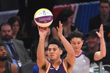 Devin Booker JBL Three-Point Contest 2018