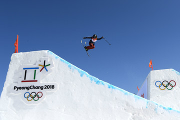 Devin Logan Freestyle Skiing - Winter Olympics Day 8