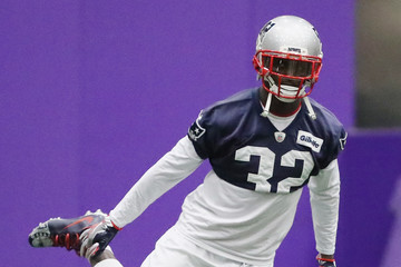Devin McCourty Super Bowl LII - New England Patriots - Practice