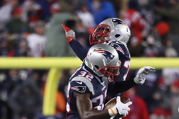 Devin McCourty Divisional Round - Houston Texans v New England Patriots