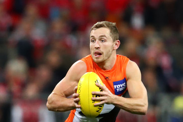 Devon Smith AFL Rd 17 - GWS v Sydney