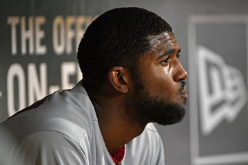 Dexter Fowler St Louis Cardinals v Pittsburgh Pirates