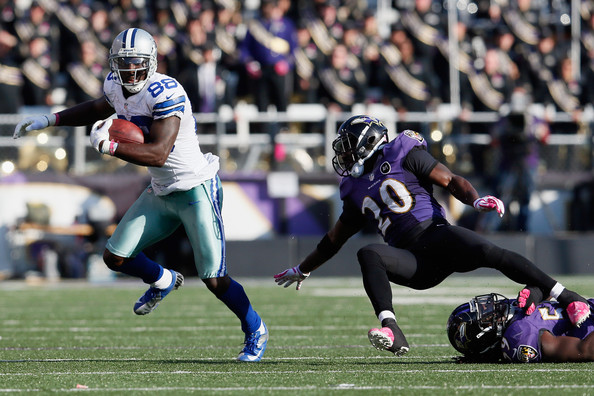 Dez Bryant Photos Photos Dallas Cowboys V Baltimore Ravens
