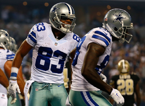 Dez Bryant And Terrance Williams Photos Photos New Orleans