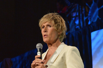 Diana Nyad Salute to Women In Sports Awards Reception