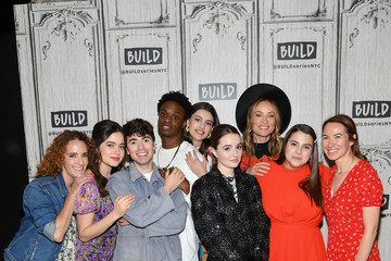 Diana Silvers Celebrities Visit Build - May 22, 2019