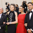 Diana Taylor The 2021 Met Gala Celebrating In America: A Lexicon Of Fashion - Arrivals