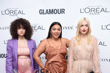 Diana Veras Glamour Celebrates 2017 Women of the Year Awards - Arrivals